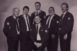 Styret i jubileumsåret 1994
