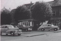 biler på 50-tallet