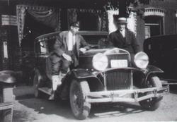 gammel taxi