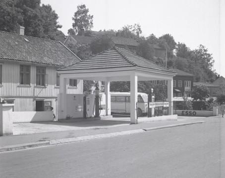 gammel esso-stasjon
